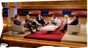 """Eine illustre Gästerunde bei """"Anne Will"""" diskutierte letzten Mittwoch die Frage, ob Rot-Rot-Grün doch ein aussichtsreiches Szenario sein könnte."""